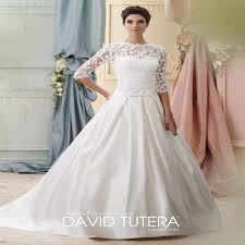 plus size wedding dresses with sleeves or jackets simple and white satin with jacket wedding
