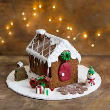 gluten free gingerbread house thermomix