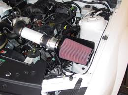 ford mustang cold air intake jlt performance 2005 2008 mustang v6 cold air intake cai fmv6