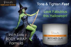 halloween fragrance spa body clay halloween collection witches clay slender results