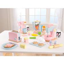 Pink Kitchen Accessories by Ideas Cute Kidkraft Kitchen A Must For Kids U2014 Caglesmill With