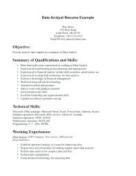 technical experience resume sample large technical skills
