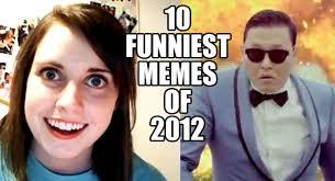 Funny Memes 2012 - 10 funniest memes 2012 header jpg