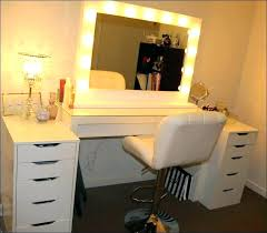 awesome makeup desk with lights for vanity dresser with lights bedroom vanity table 71 makeup vanity