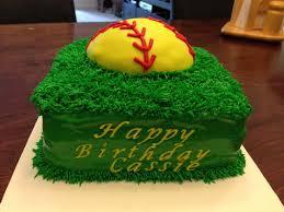 softball cake ninjasweets com