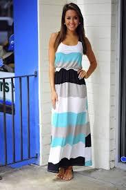 printed maxi dress for girls nationtrendz com