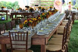 table and chair rentals nj united rent all party and event rentals new jersey equipment