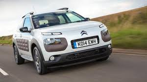 citroen sports car 2017 citroen c4 cactus review top gear