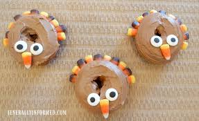 turkey donuts jenerally informed