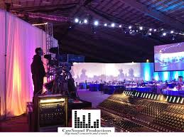 audio visual equipment u0026 services cawsound productions sound and light hire