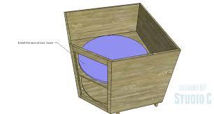 how to make a corner base cabinet diy plans to build a diagonal corner base kitchen