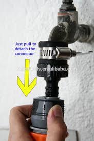 garden pocket hose connector 1 2