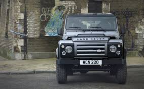 new land rover defender 2013 land rover defender xtech gets back to rugged roots photo u0026 image