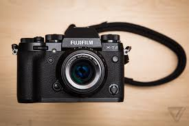 Best Camera For Interior Design Fujifilm X T2 Review For The Love Of Photography The Verge
