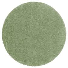 Rounds Rugs Top 79 Ace Adum Rug High Pile Light Green Ikea Shag Rounds Rugs