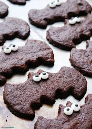 Bat Biscuits For Halloween by Chocolate Sugar Cookie Bats Gluten Dairy Egg Soy Peanut