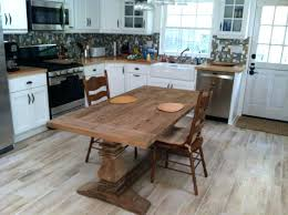 amazing kitchen magnificent real wood table solid oak dining