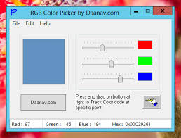 Rgb Color Picker Free Download And Software Reviews Cnet Web Page Color Picker