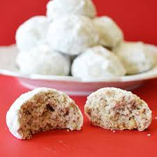 snowball cookies are a favorite christmas cookie recipe but these
