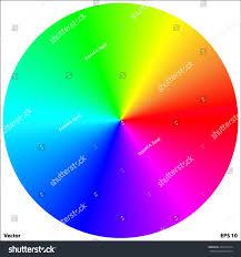 color wheel stock vector 262479164 shutterstock