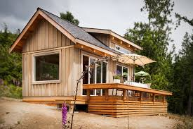 vacation cabin plans weekend the gambier island tiny getaway cabin small house bliss
