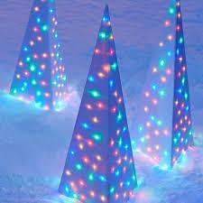 Easy Outdoor Christmas Lights Ideas Christmas Light Balls For Trees Diy Lights Decoration