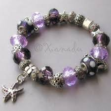 european style bracelet charms images Mystic purple ocean european style charm bracelet xanadudesigns jpg