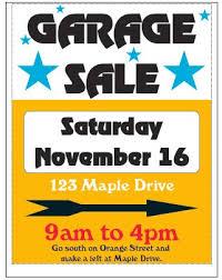 yard sale flyers clip art u2013 cliparts