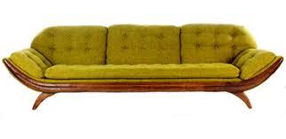 vintage sofa pearsall vintage sofa
