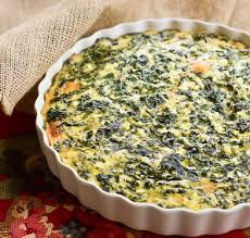 thanksgiving recipe wednesday spinach madeline