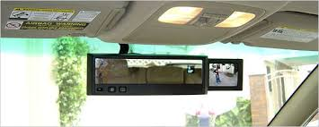 Where To Install Blind Spot Mirror Installing A Rear Camera To Illuminate Blind Spots The New York
