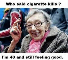Old Man Tattoo Meme - 35 most funny smoke photos and images