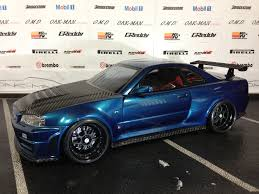 nissan gtr body kit nismo skyline r34 gt r oak man designs