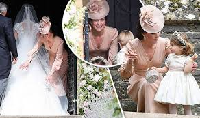 kate middleton wedding dress pippa middleton wedding kate middleton dress opts for pale pink