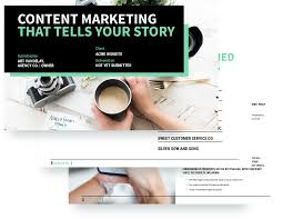 content marketing proposal template free sample