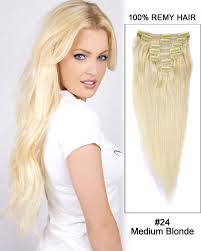 14 inch hair extensions 14 7pcs 24 medium 100 remy hair clip in hair