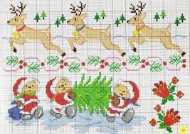 1292 best cross stitch christmas images on pinterest christmas