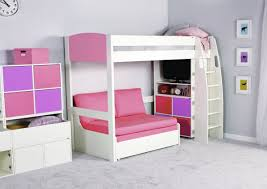 sofa bed pink stompa unos high sleeper frame with double sofa bed only boys