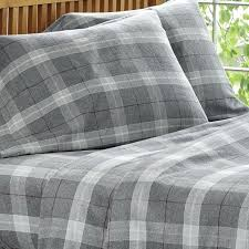 bed sheets reviews sonoma bed sheets wonderful flannel sheets gray plaid flannel