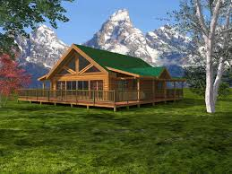 Plans For Cabins by Log Homes From 1 250 To 1 500 Sq Ft Custom Timber Log Homes
