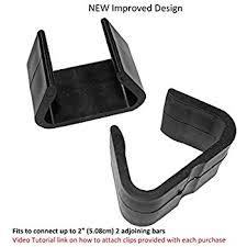 Where To Buy Patio Furniture Cheap by Amazon Com Tk Classics 10 Pack Clips Medium Black Patio