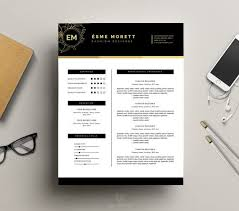 8 best resume images on pinterest fashion resume modern cv