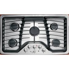 Ge Downdraft Gas Cooktop Ge Profile 36