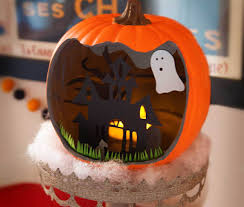 diy paper pumpkin decorating ideas by fiskars
