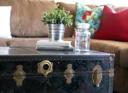 Rustic Chest Coffee Table Dark Wood Chest Coffee Table Modern Coffee Tables Trunk Coffee