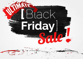 adobe black friday sale various black friday sale banners with text free vector in adobe