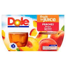 dole fruit bowls dole fruit bowl in juice 4x113g tesco groceries