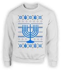 hanukkah clothing hanukkah sweatshirt gifts for hanukkah sweater chanukah