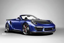 blue porsche convertible blue topcar porsche 991 stinger adv5 m v1 sl monoblock wheels