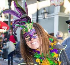 mardi gras masks new orleans experience new orleans mardi gras like a local
